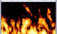 ActionScript 範例下載 - PerlinNoise 火焰效果