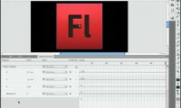 分享 - Flash「3D時間軸」「IK骨架」教學影片