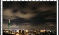 Photoshop 教學 - 自由變形 - 修正超廣角鏡頭的變形照片