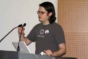 JavaScript 程式設計  - 22歲的天才John Resing寫出的jQuery 程式庫 - John-Resing_thumb