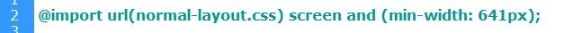 CSS 語法 - 網頁設計  - CSS3 Media Queries 媒體查詢 - coding1