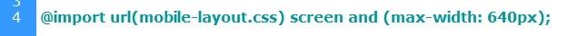 CSS 語法 - 網頁設計  - CSS3 Media Queries 媒體查詢 - coding2