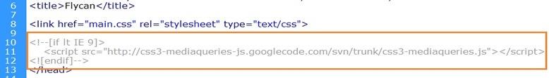 CSS 語法 - 網頁設計  - CSS3 Media Queries 媒體查詢 - coding3