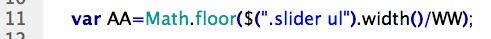 CSS 語法 - 網頁設計  - Javascript & jQuery - 滑動廣告篇 - 07