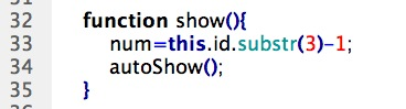 JavaScript 程式設計  - Javascript 輪播式廣告 - 111