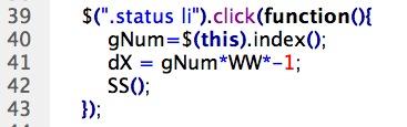 CSS 語法 - 網頁設計  - Javascript & jQuery - 滑動廣告篇 - 13