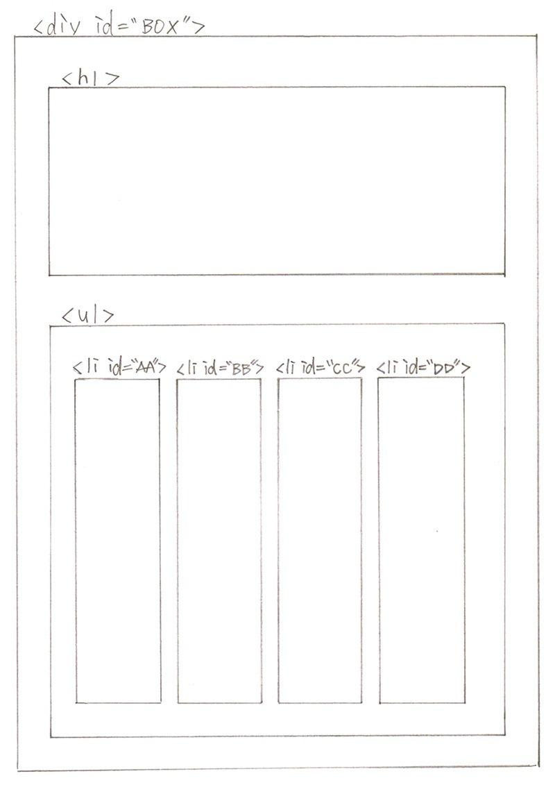 JavaScript 程式設計  - jQuery Animate 動畫練習 - 滑動式彩帶按鈕 - FLY-02