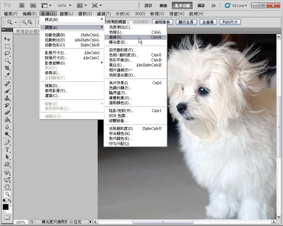 Photoshop 影像設計  - 【Photoshop 後製修圖教學】 自動色調,自動對比,自動色彩。 - fly-10