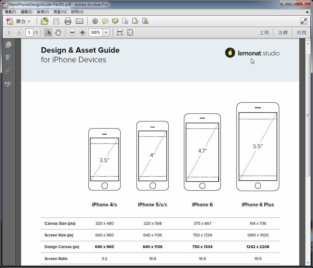 Free Resource 好康報報 Good Design 好站報報  -  【設計資源】 iPhone Design Guide 手機介面設計指南 - Fly-02
