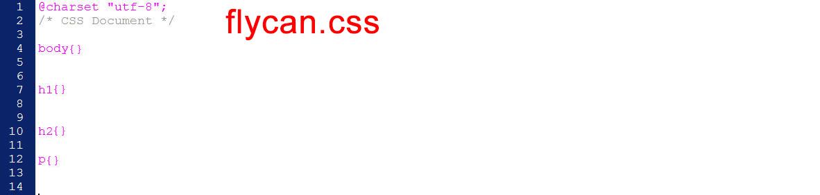 CSS 語法 - 網頁設計  - CSS 教學 - 基本文字設定 : font-size 與 line-height - p3