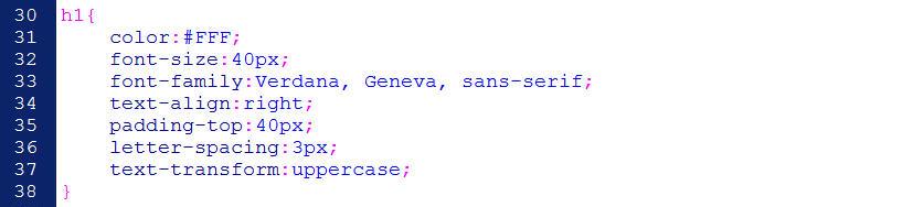 CSS 語法 - 網頁設計  - CSS教學分享文 - 固定背景圖之語法練習 - ok10