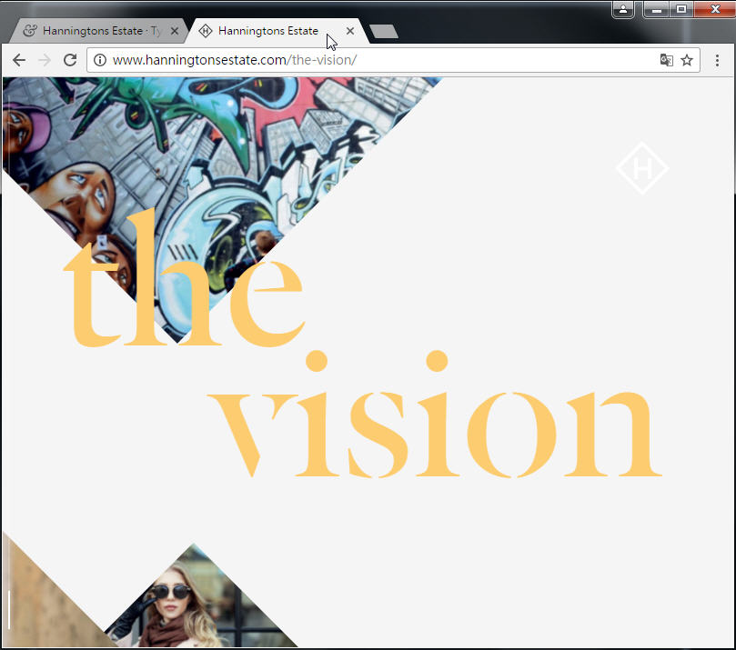 Dreamweaver 網頁設計 Free Resource 好康報報 Good Design 好站報報 Photoshop 影像設計  - 【靈感來源】- 字型網站欣賞 - tpye-5
