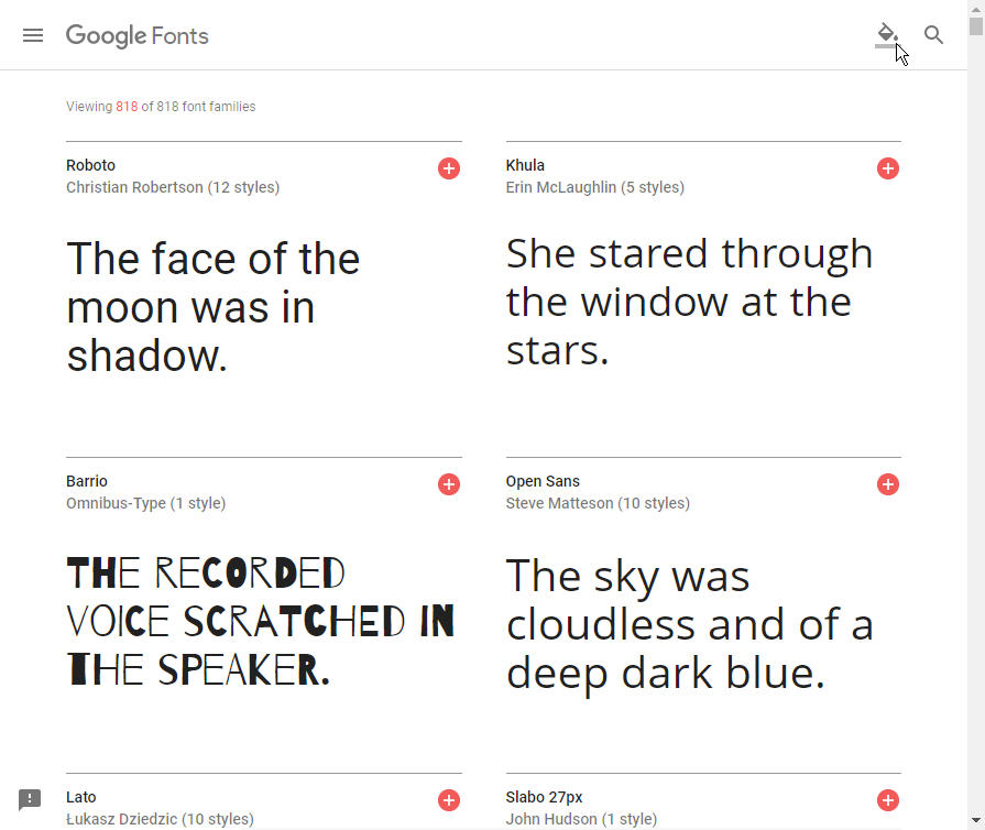 CSS 語法 - 網頁設計 Free Resource 好康報報 Good Design 好站報報  - 【設計資源】 - Google Fonts 免費雲端字庫-導覽篇 - 004