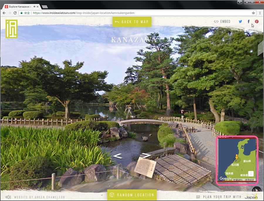 Good Design 好站報報  - 【好站欣賞】InsideAsia-有趣的地圖,一起來探索景點吧! - explore-14