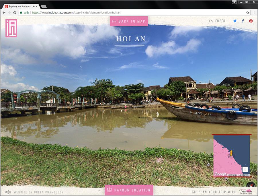 Good Design 好站報報  - 【好站欣賞】InsideAsia-有趣的地圖,一起來探索景點吧! - explore-8