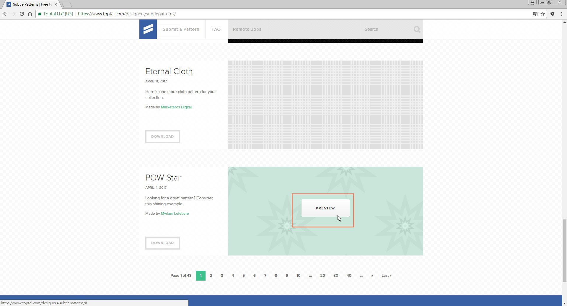 Free Resource 好康報報 Good Design 好站報報  - 【設計資源】Subtle Patterns - 免費下載之 pattern 素材網站 - p-2