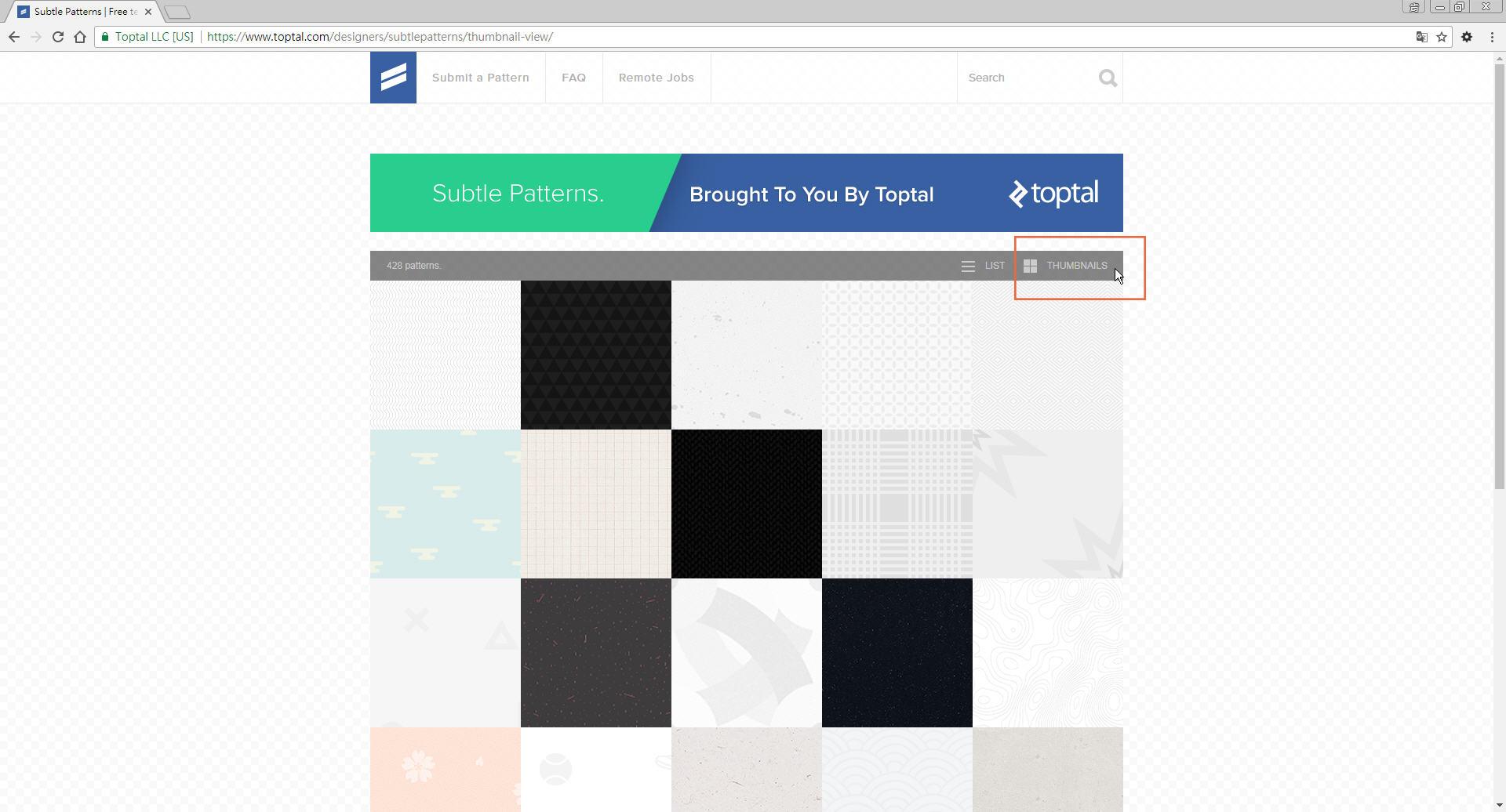 Free Resource 好康報報 Good Design 好站報報  - 【設計資源】Subtle Patterns - 免費下載之 pattern 素材網站 - p-4