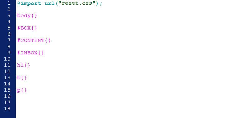 CSS 語法 - 網頁設計  - CSS教學分享文 – 重複背景圖之語法練習 - p2