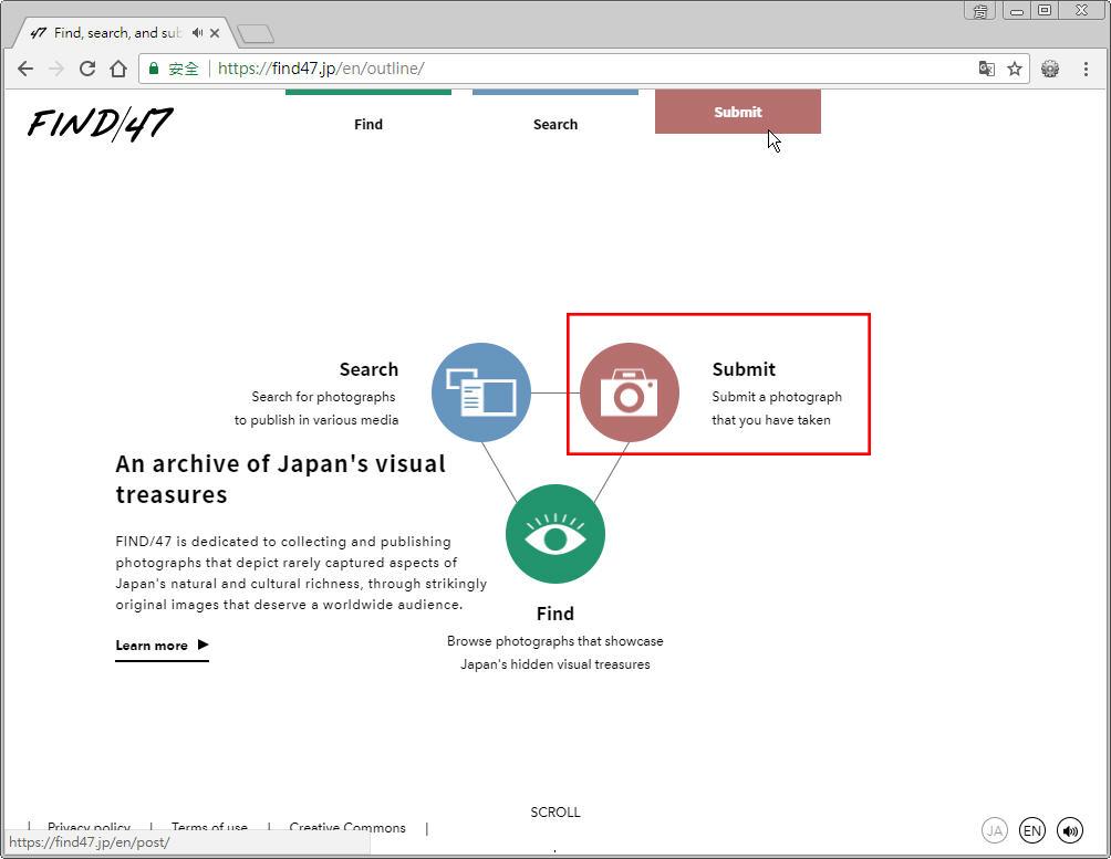 Free Resource 好康報報 Good Design 好站報報  - 【設計資源】免費日本圖庫分享 – 「 FIND/47 」 - 05-1