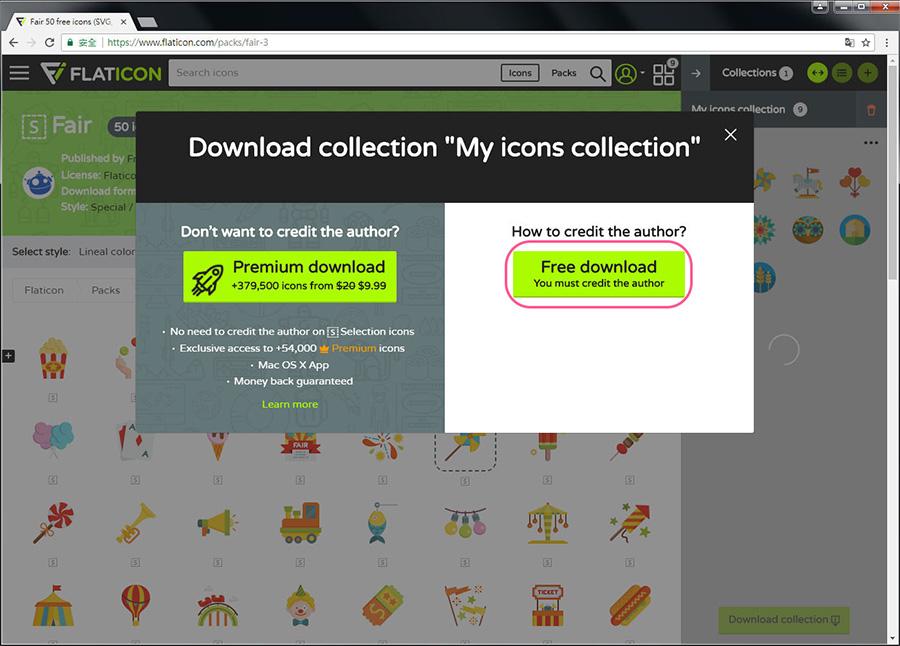 Free Resource 好康報報 Good Design 好站報報  - 【設計資源】FLATICON-自行挑選icon打包免費下載-還可線上製作Patterns! - flaticon-15-1