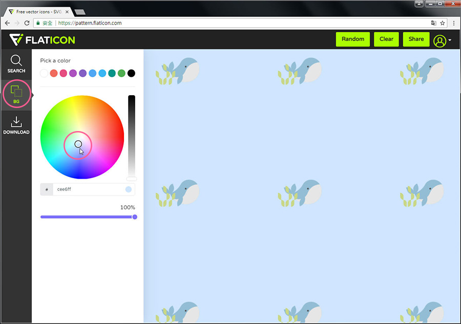 Free Resource 好康報報 Good Design 好站報報  - 【設計資源】FLATICON-自行挑選icon打包免費下載-還可線上製作Patterns! - flaticon-16