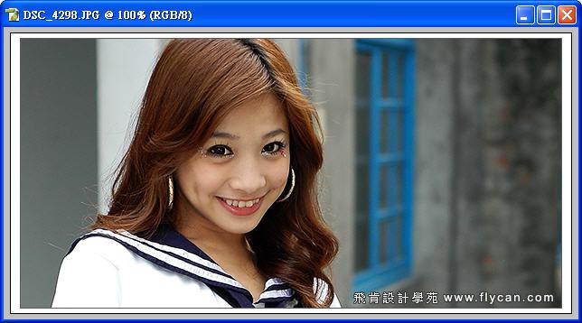 Photoshop 影像設計 Photoshop 後製修圖  - Photoshop 將普通的照片轉換成很逼真的鉛筆素描畫 - snag_00_178