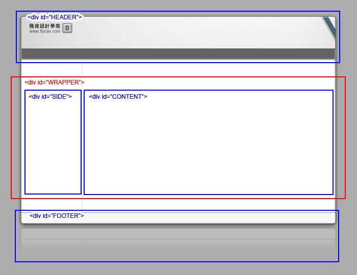 Css flycan layout 010 css - Css div layout ...
